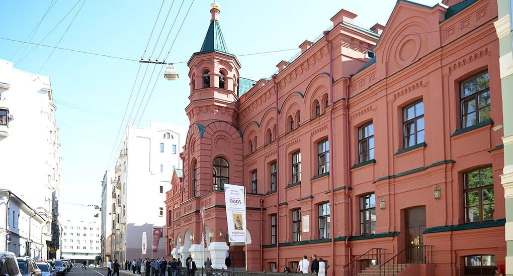 Восстановленный Московский епархиальный дом готов к работе