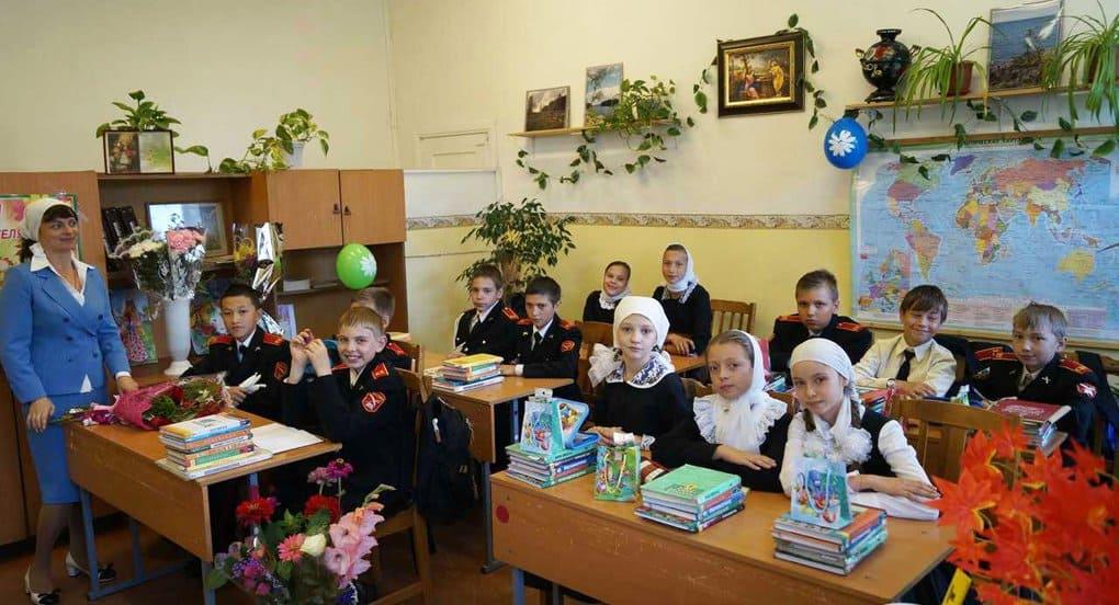 «Просвещение» помогло Школе русской культуры своими учебниками