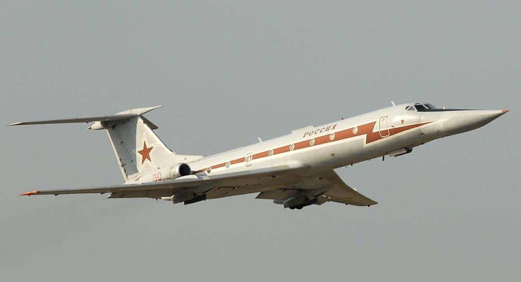 Над Челябинском прошел первый крестный ход на самолете ВКС России