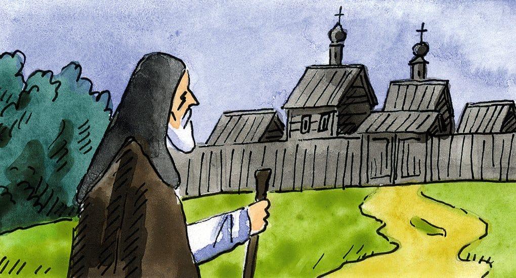 Краткое житие преподобного Сергия Радонежского