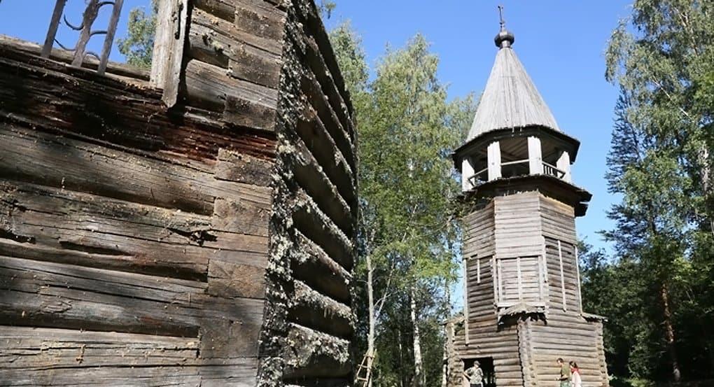 Петрозаводские студенты будут изучать русское деревянное зодчество