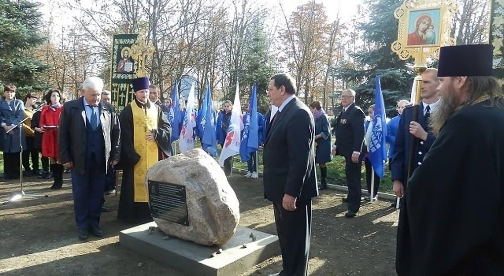 В местах боевой славы России установят памятники Александру Невскому