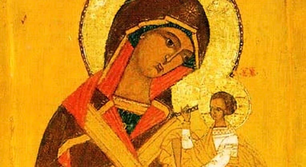 Церковь чтит Шуйскую-Смоленскую икону Богородицы