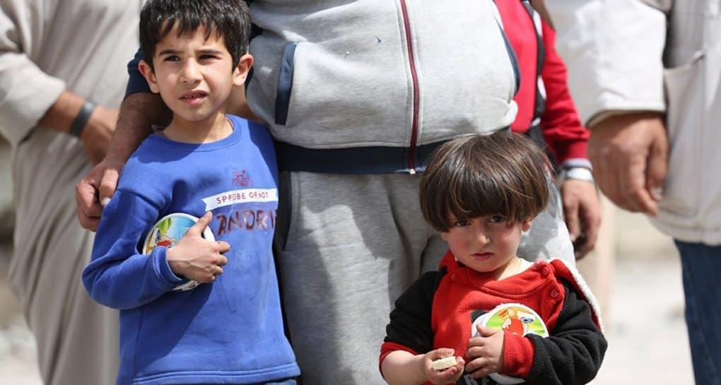 Патриарх Кирилл призвал не дарить ему цветы, а помочь пострадавшим Сирии