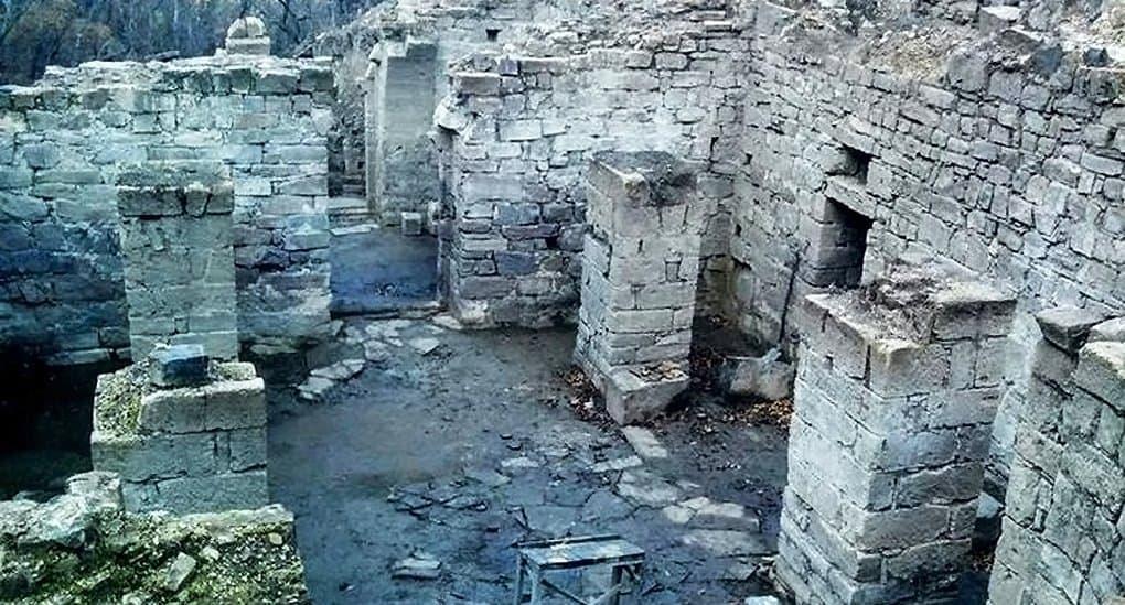 Крупный византийский средневековый собор нашли в Крыму