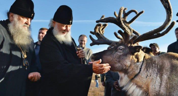 Путешествия и воспоминания Патриарха Кирилла