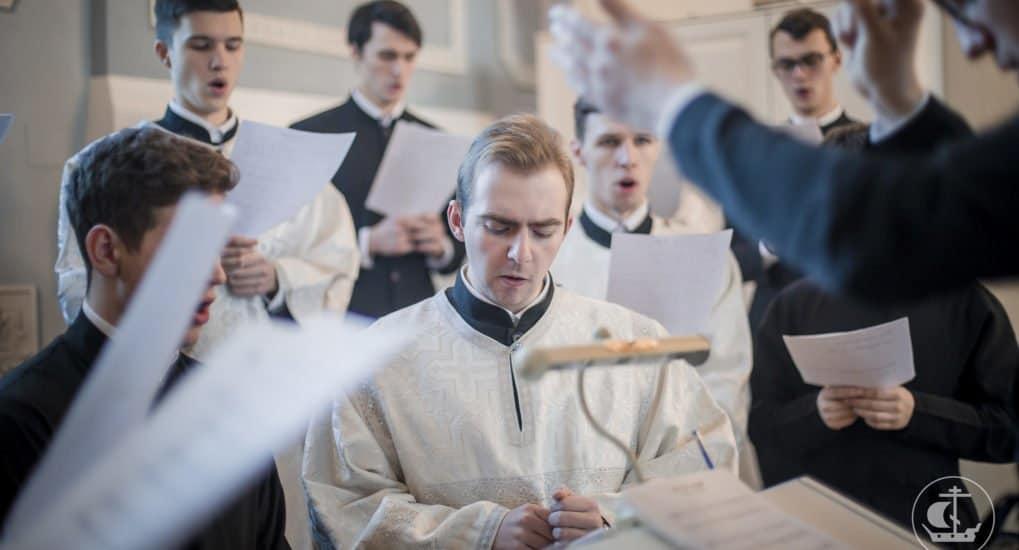 Как петь первый псалом?