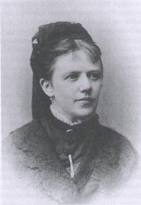 Александра Ильинична Давыдова, сестра Петра Ильича Чайковского