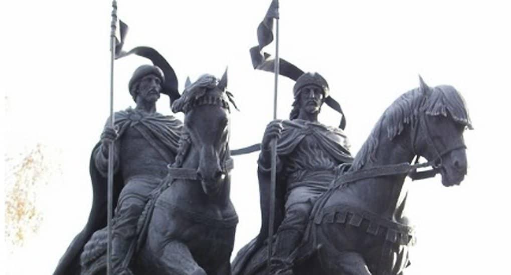 В память о святых Борисе и Глебе назовут три улицы Москвы