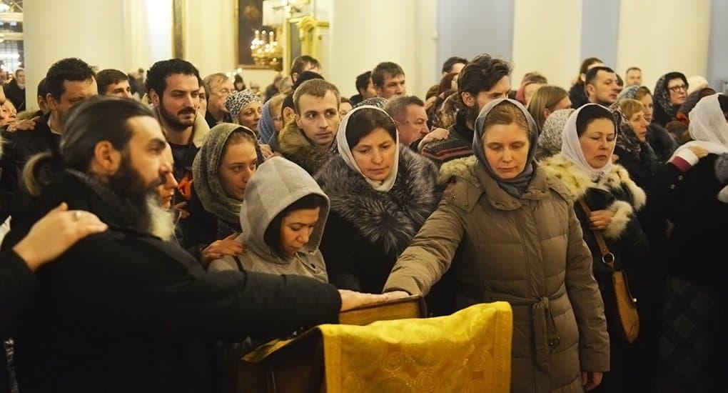 В Московской епархии проводят встречи с желающими вернуться в Церковь