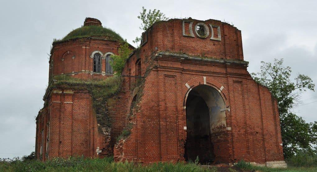 Спасение старинных храмов – спасение страны, - патриарх Кирилл