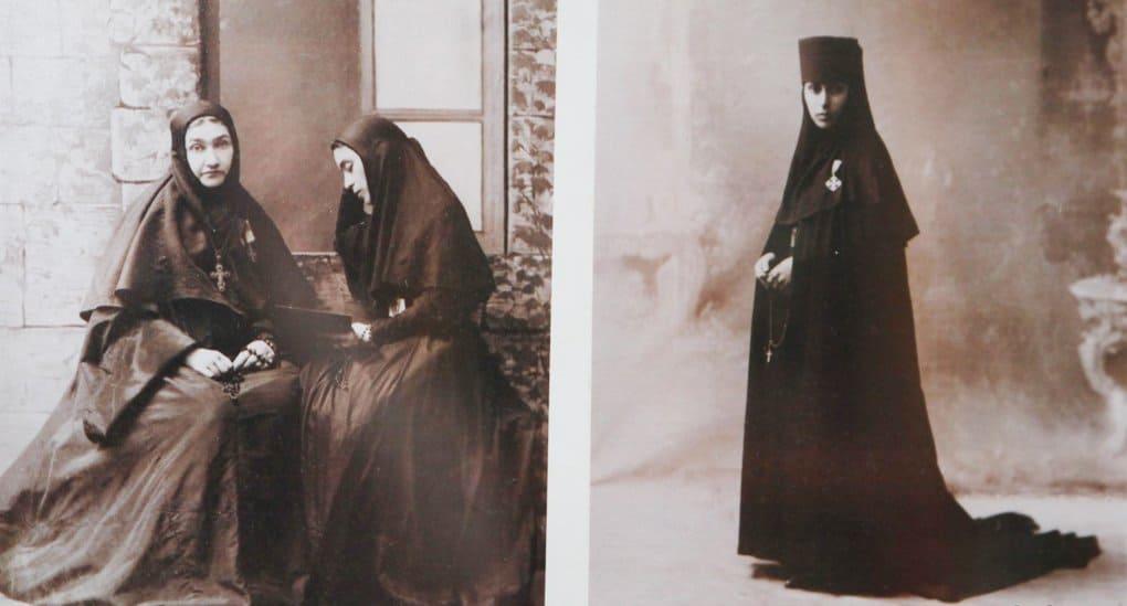 В русский месяцеслов включили грузинскую святую Фамарь (Марджанову)