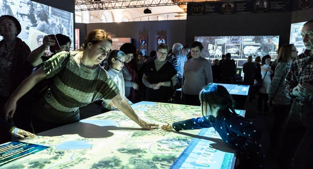 Парк «Россия - Моя история» за год посетили 450 тысяч человек