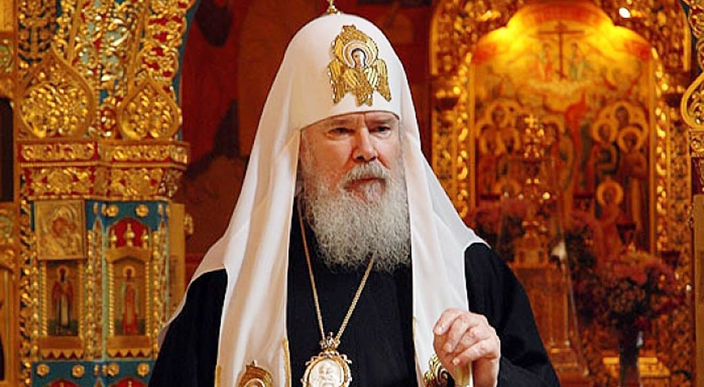 Русская Церковь вспоминает Святейшего Патриарха Алексия II