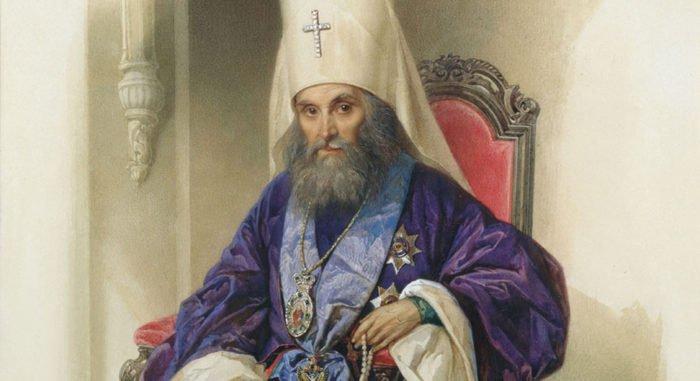 Церковь чтит память святителя Филарета Московского