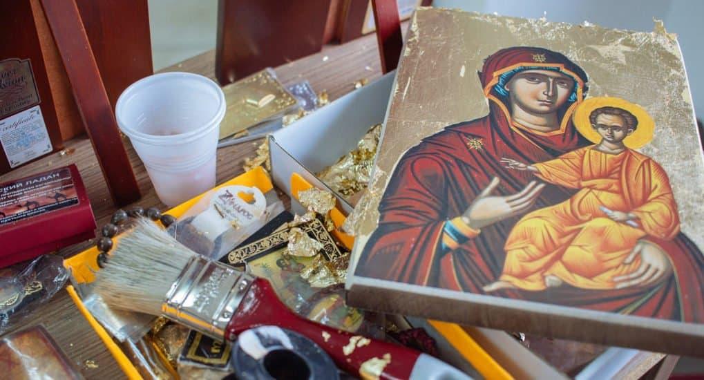 Я Мария. Кто мой святой покровитель?