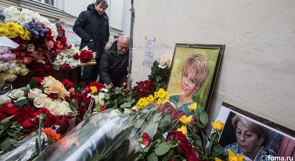 Елизавету Глинку похоронят 16 января на Новодевичьем кладбище