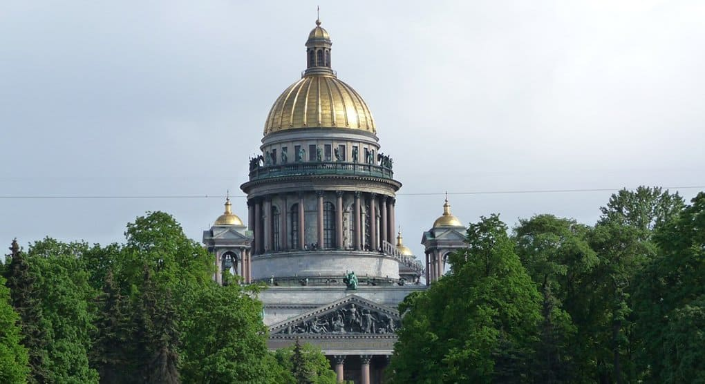 Ситуации Исаакиевского собора и объектов в Херсонесе совершенно разные, - Владимир Легойда