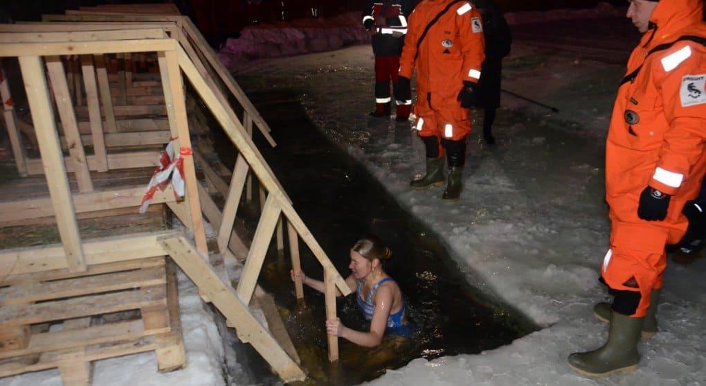 Более 200 мест организовали для крещенских купаний в Подмосковье
