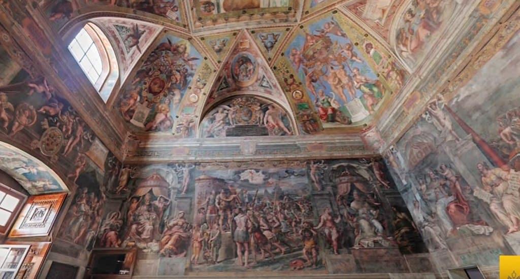 Музеи Ватикана запустили виртуальные туры