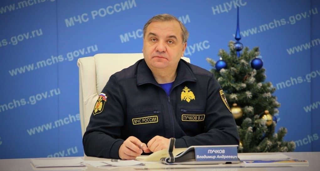 Владимир Пучков поручил обеспечить безопасность на крещенских купаниях