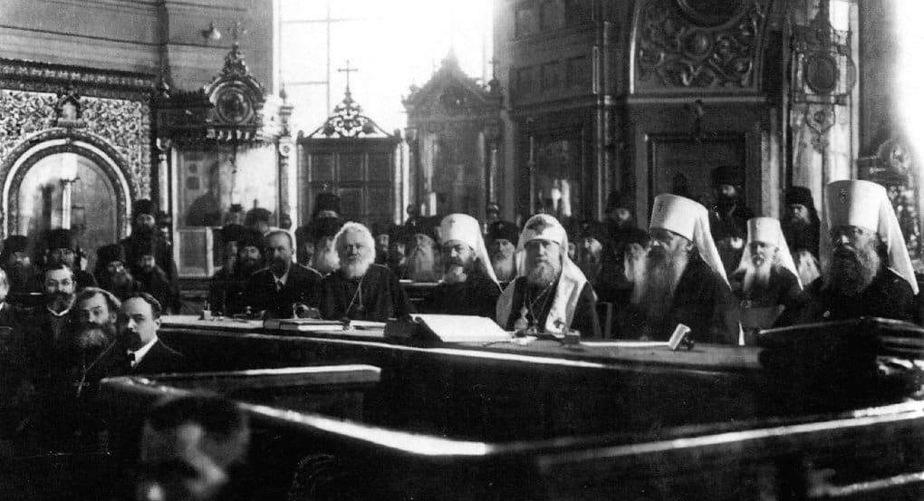 Работу Собора 1917-18 годов стабилизировали миряне, считает историк
