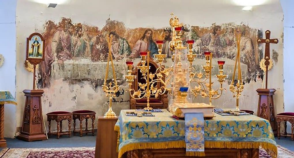 Копию «Тайной Вечери» да Винчи обнаружили в главном соборе Вологды