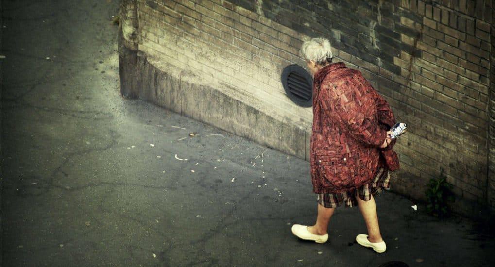 Старенькая бабушка обижается на маму, хочет умереть. Как быть?