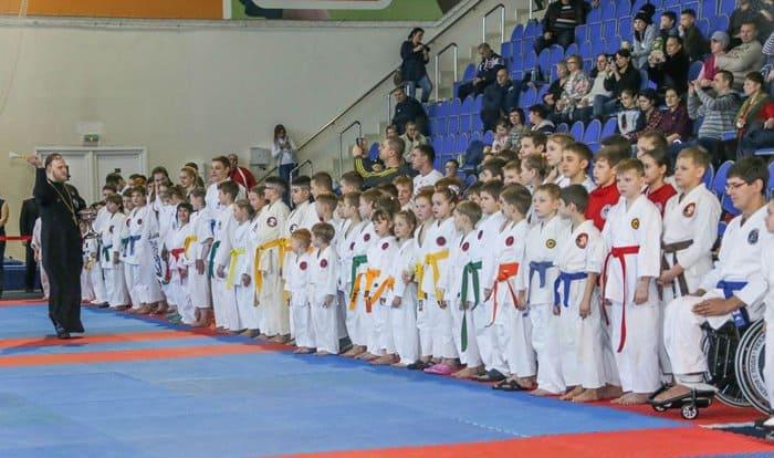 В Пушкино проходит фестиваль боевых искусств имени Николая Японского
