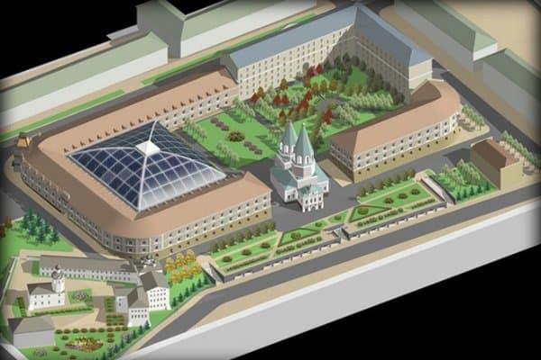 Храм Казани, в котором служил будущий патриарх Гермоген, вернули Церкви