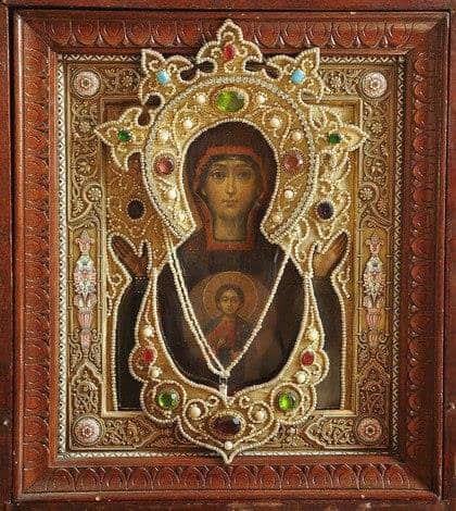 11-12 марта в Москве будет пребывать чудотворная икона «Знамение Корчемная»