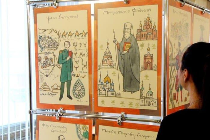Тарская епархия создала уникальный проект об истории Омского края