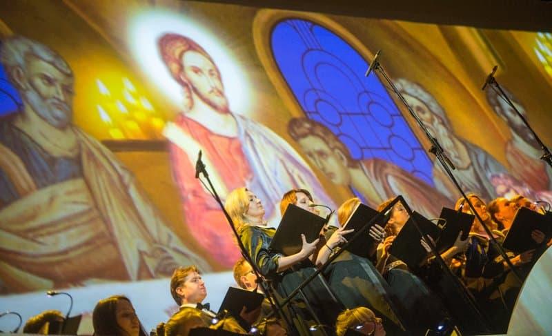 5 апреля в «Crocus City Hall» прозвучат «Страсти по Матфею» митрополита Илариона