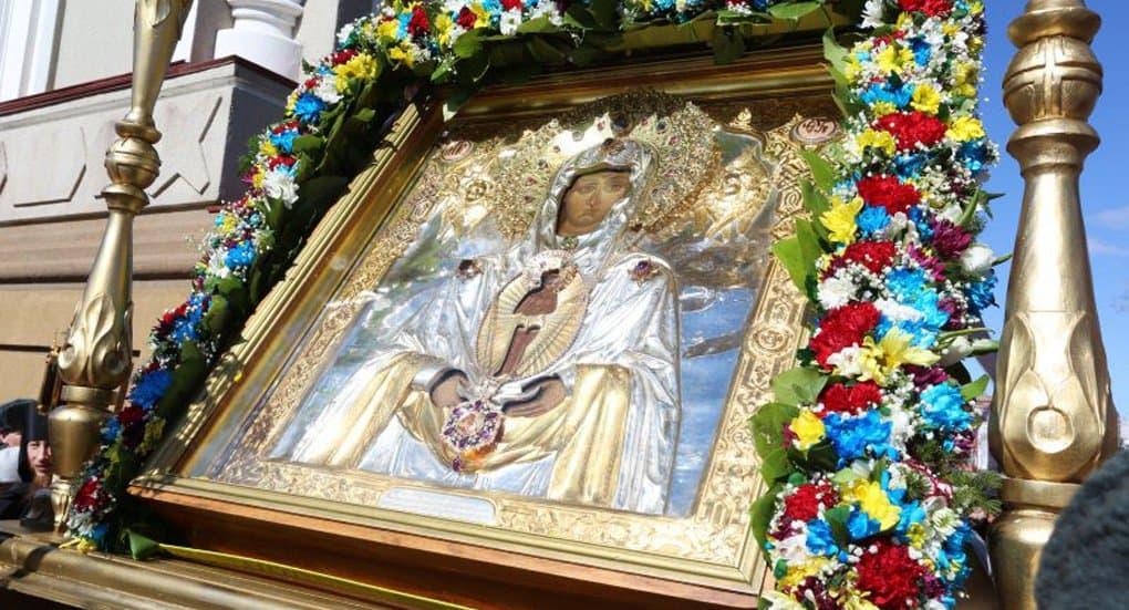 Церковь чтит святыню Приамурья – Албазинскую икону Богородицы