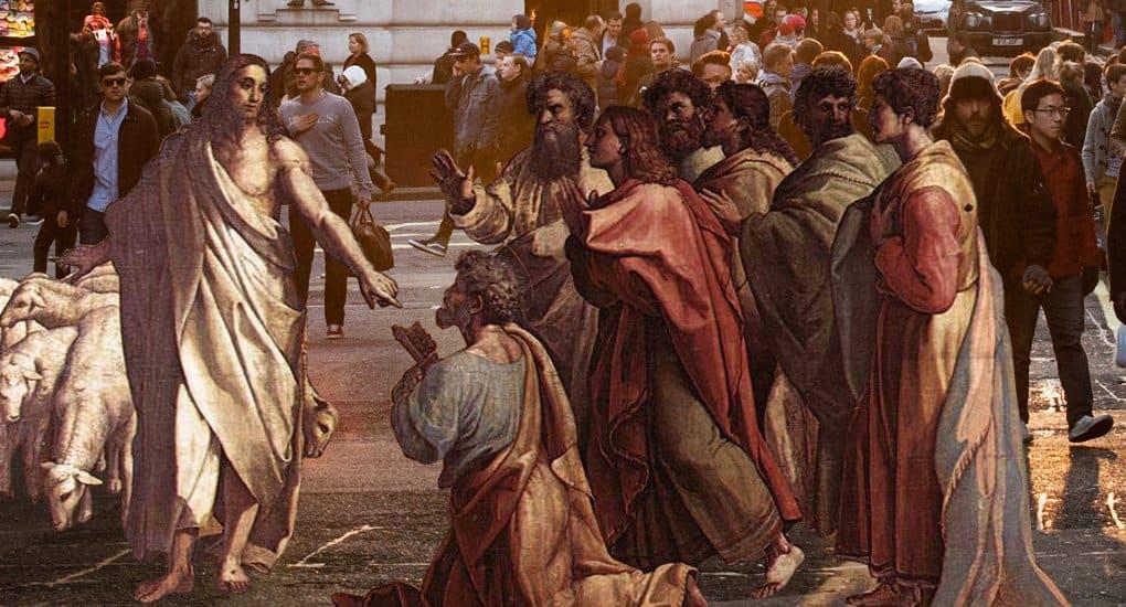Евангелие недели Григория Паламы:
