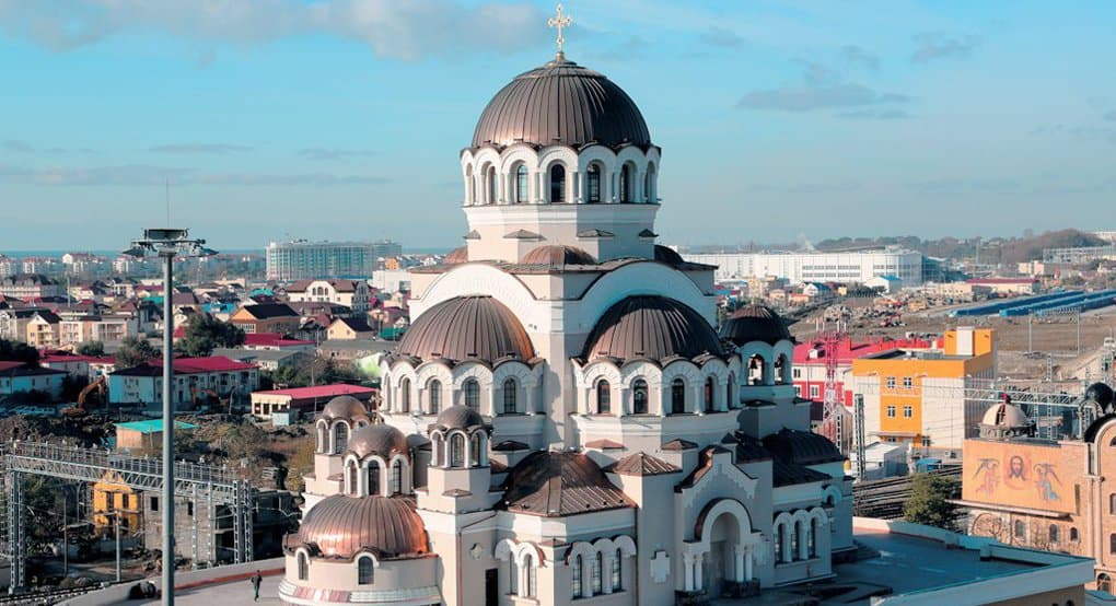 Краснодарские депутаты одобрили передачу Церкви «олимпийского» храма Сочи