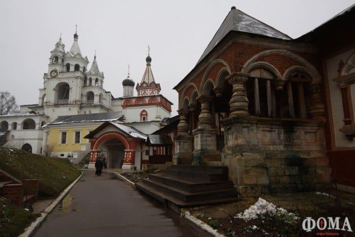 Саввино-Сторожевский монастырь_Фото Владимира Ештокина