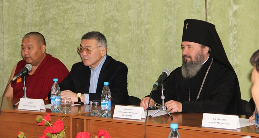 Городовиковск предложили сделать центром памяти жертв революции