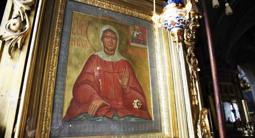 Церковь чтит память блаженной Матроны Московской