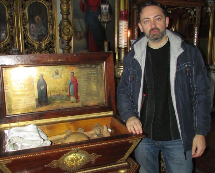 Утерянные мощи афонского старца Аникиты найдены спустя 25 лет