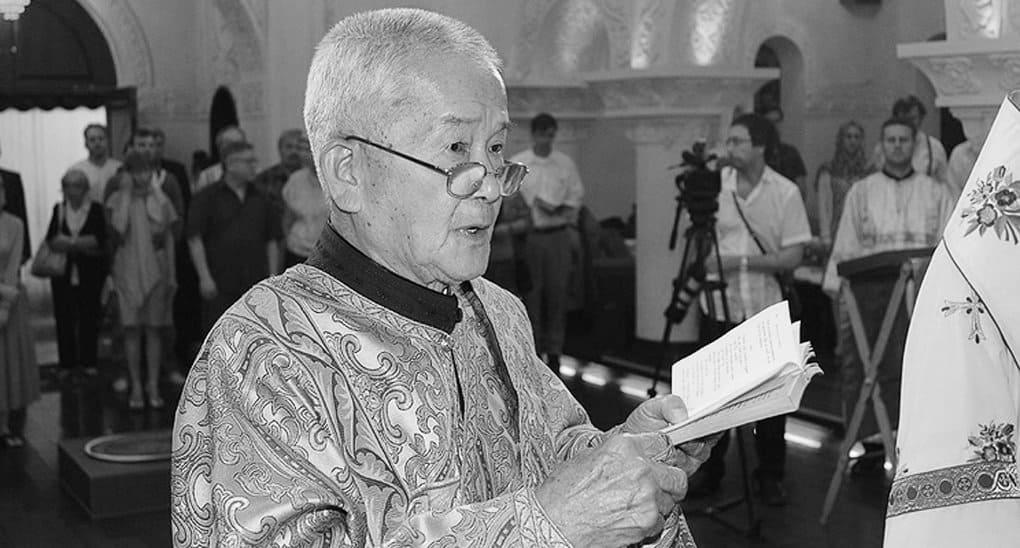 Скончался последний священнослужитель Пекинской духовной миссии отец Евангел Лу