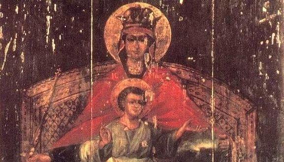 Церковь празднует 100-летие обретения иконы Божией Матери «Державная»