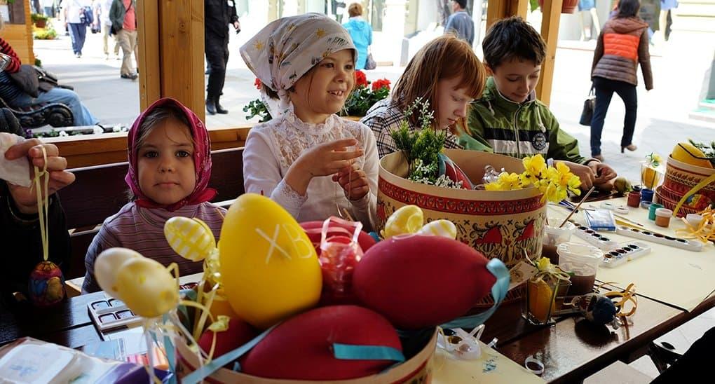 Благотворительность станет главной темой фестиваля «Пасхальный дар»