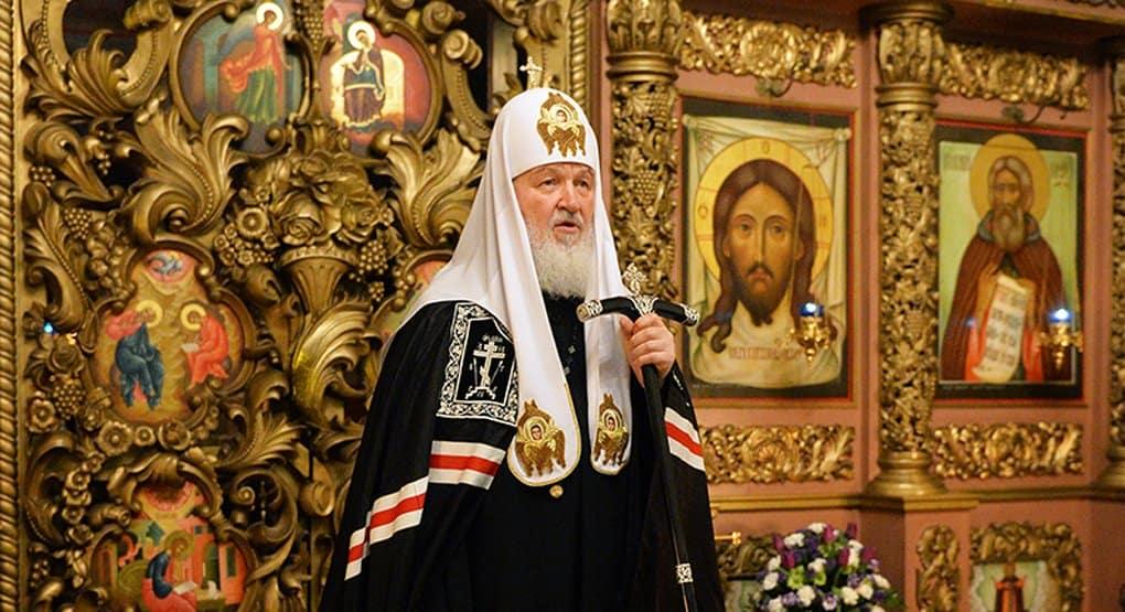 На первой неделе Великого поста патриарх Кирилл больше всего говорил о милосердии