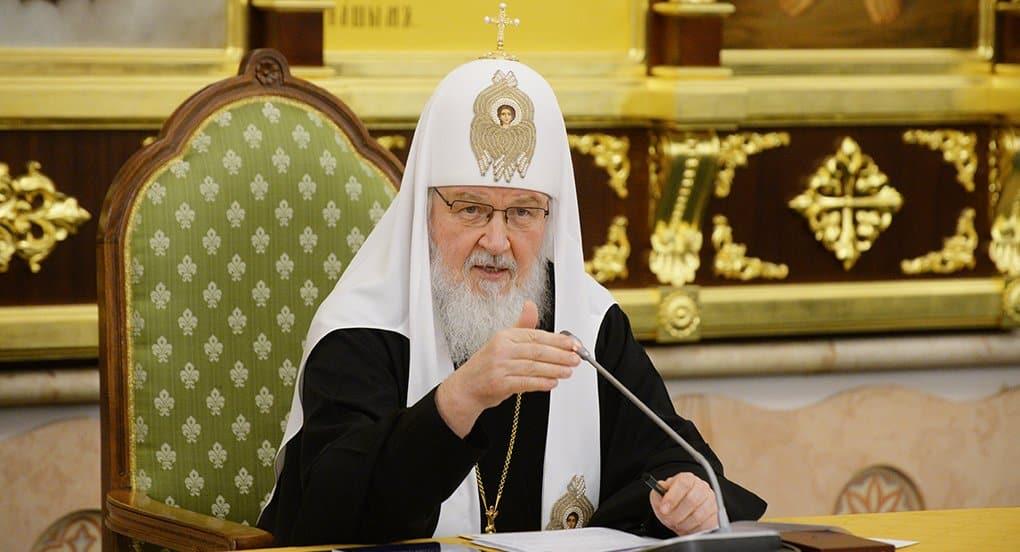 Патриарха Кирилла беспокоит уровень знания русского языка школьниками Северного Кавказа