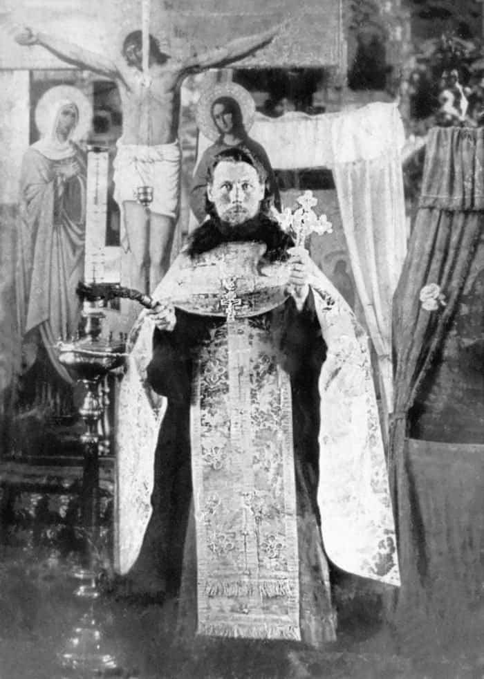 Священномученик Петр (Варламов)