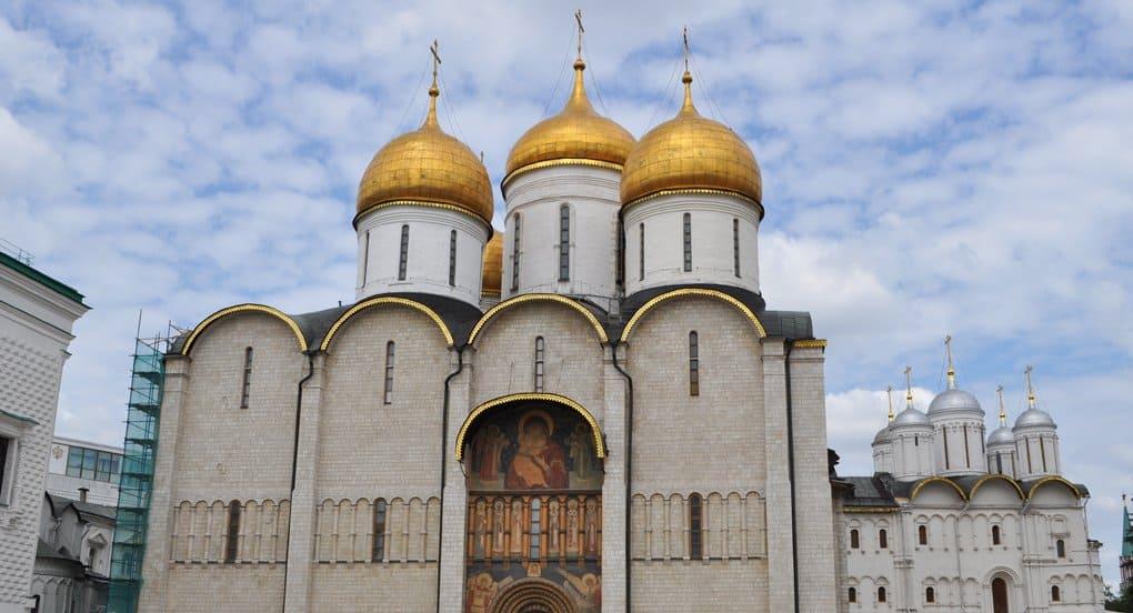 Ученые определят последствия обстрела Успенского собора Кремля в 1917-м