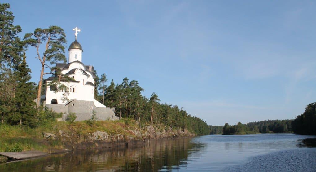 На Валааме открыли Отделение Русского географического общества