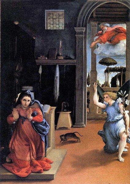 Благовещение 2021: история, смысл и след в искусстве