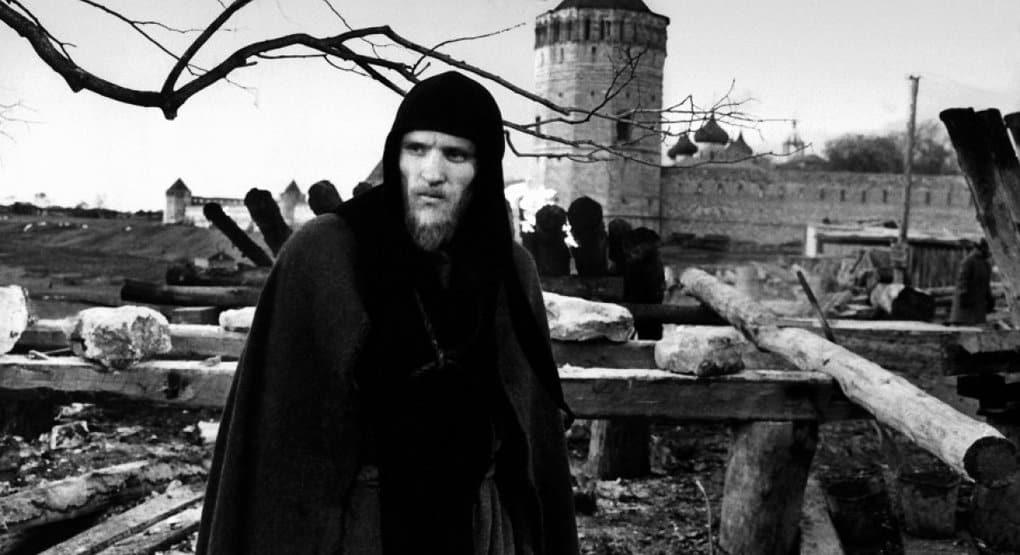«Андрея Рублева» назвали главным фильмом Тарковского
